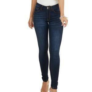 KanCan Estilo Dark Wash Skinny Jeans